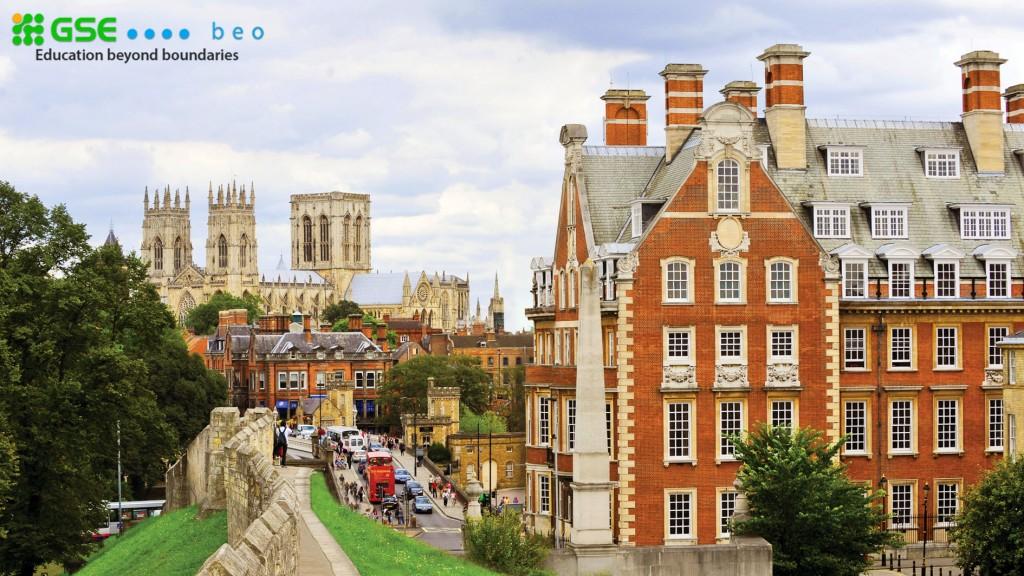 Học bổng 2015 của trường Đại học York, Anh Quốc
