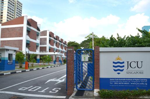 HỖ TRỢ HỌC PHÍ HƠN 400TRIỆU DU HỌC JCU SINGAPORE