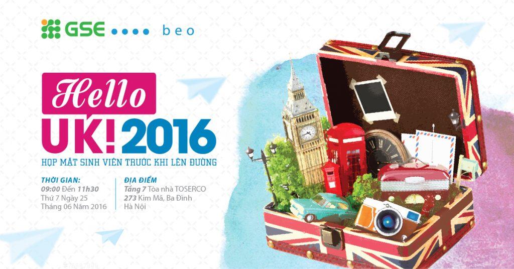 Hướng dẫn sinh viên trước khi lên đường – HELLO UK! 2016