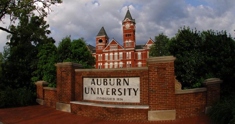 Học tập tại Đại học Auburn – Top 50 Đại học công lập tại Hoa Kỳ