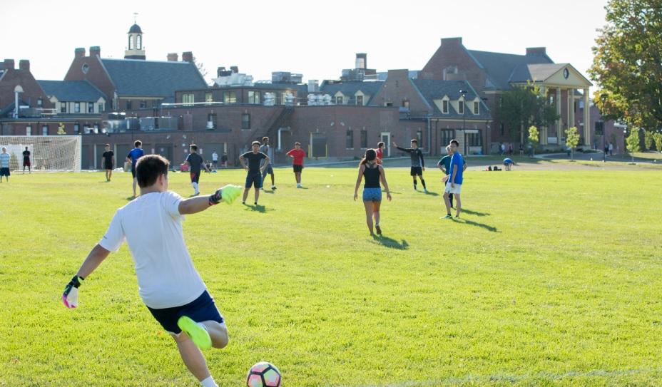 Student Football - CATS Boston