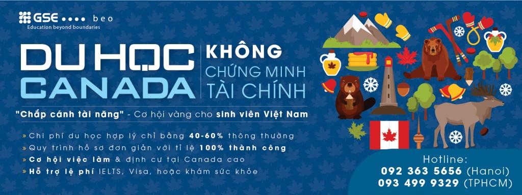Du Học Canada không chứng minh tài chính: Cơ hội vàng cho sinh viên Việt Nam