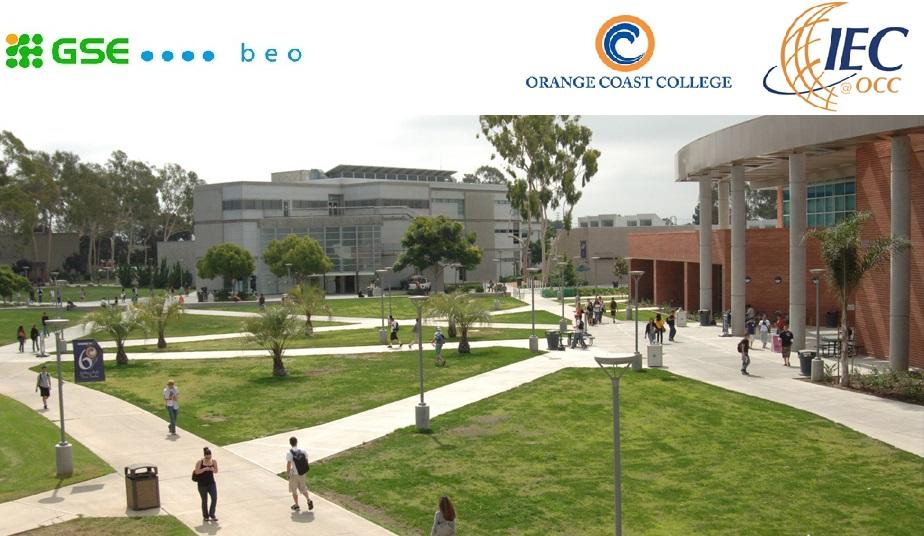 Du học Mỹ cùng trường Cao đẳng Orange Coast, California