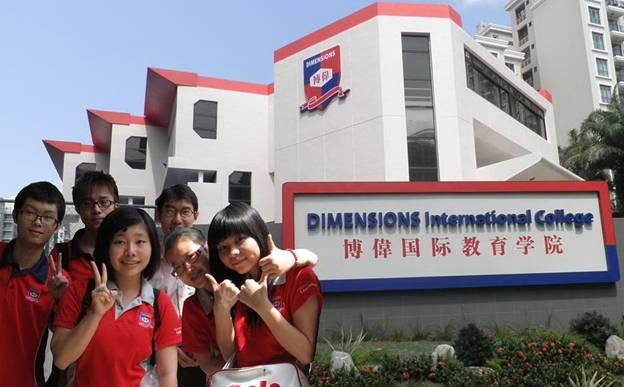 Du học Singapore cùng Dimensions Singapore