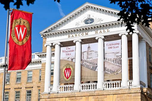 University of Wisconsin-Madison, ngôi nhà chung cho sinh viên quốc tế tại nước Mỹ