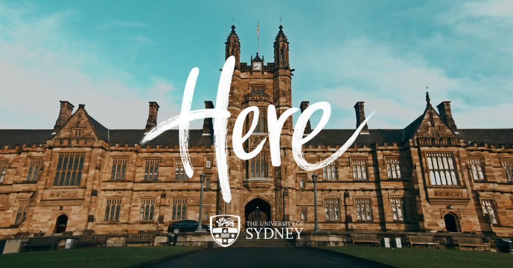Ngày hội thông tin Du học Úc từ trường ĐH Sydney – Top 50 thế giới