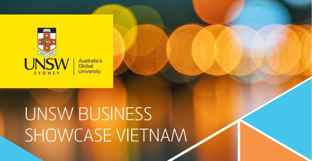 Phỏng vấn trực tiếp với đại diện trường Kinh tế – ĐH New South Wales
