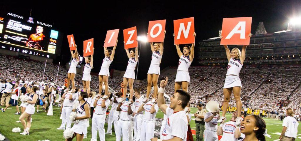 Cơ hội cuối cho Học bổng Đại học Arizona dành cho sinh viên Quốc tế năm 2018