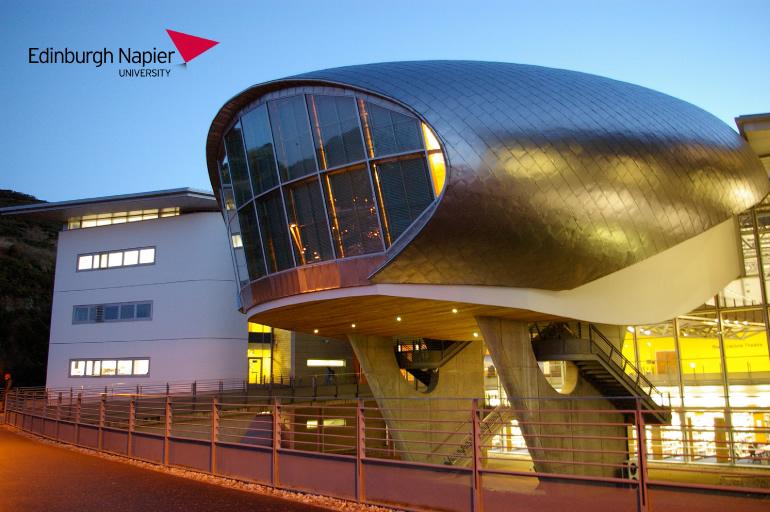 Cơ hội phỏng vấn 1:1 giành học bổng 100 triệu đồng với trường Đại học Edinburgh Napier, Anh Quốc