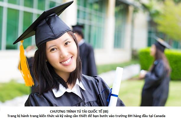 Du học Canada bậc Trung học – Chương trình tuyển sinh quốc tế NOVA SCOTIA