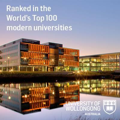 Cập nhật học bổng và ưu đãi hấp dẫn từ trường ĐH Wollongong