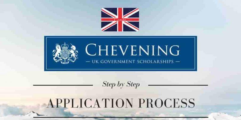Xin thư mời miễn phí cho học bổng CHEVENING 2019-2020