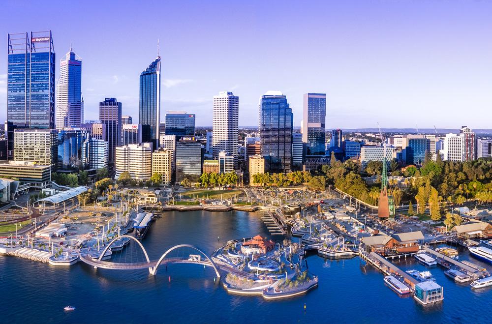 Perth – Top những thành phố đáng sống tại Úc