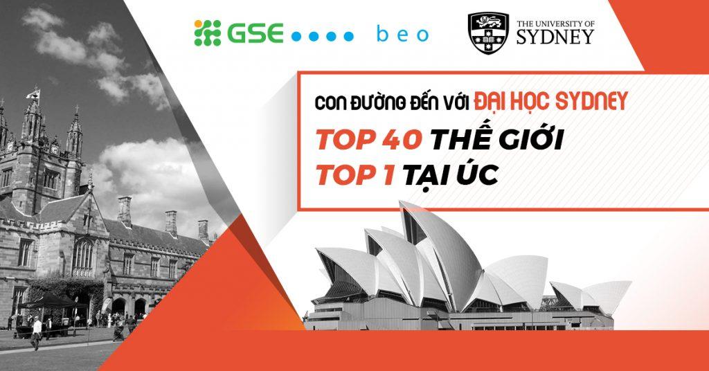 Top 6 lý do sinh viên Việt Nam lựa chọn đại học Sydney, Úc