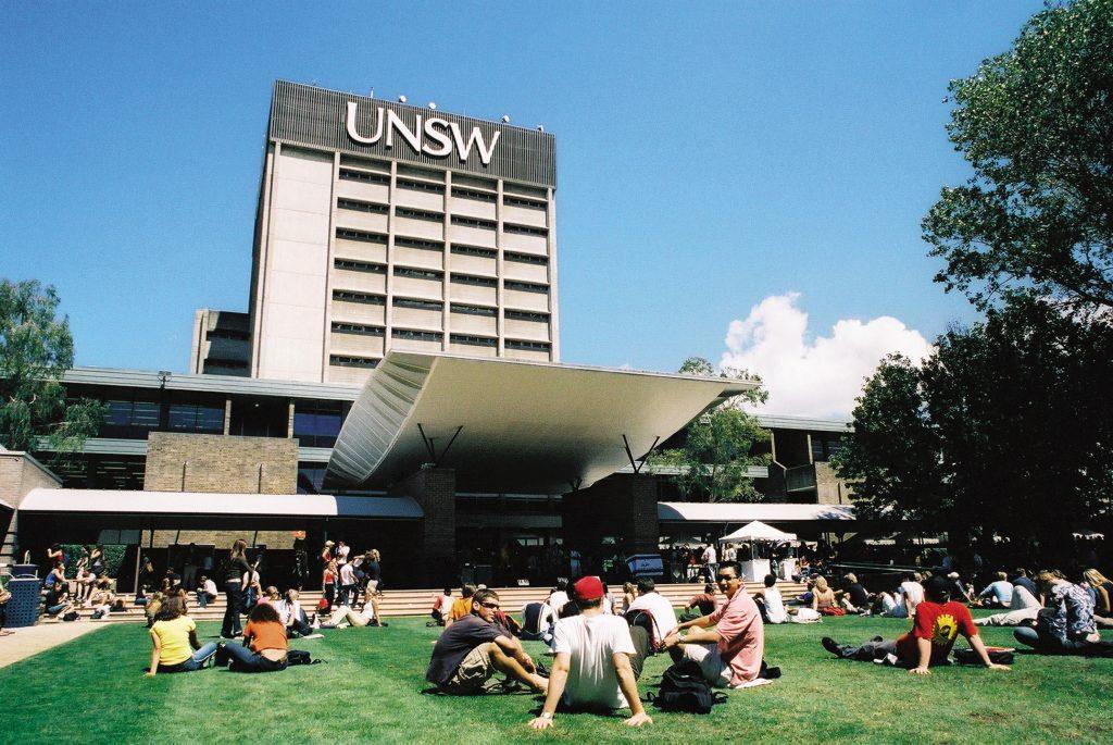 Chương trình học bổng lên tới 100% học phí của Đại học New South Wales (Úc)