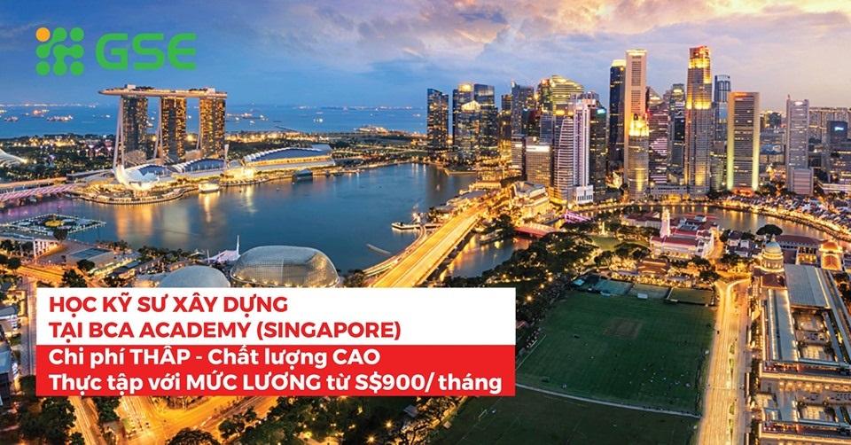 Tôi sang Singapore học quản lý xây dựng
