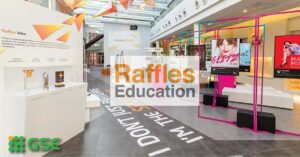 raffles education 300x157 - Du học Singapore năm 2020 với Raffles Education